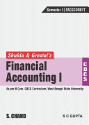 Financial Accounting I [CBCS WBSU] [Pdf/ePub] eBook