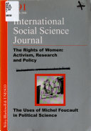 International Social Science Journal