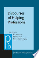 Discourses of Helping Professions