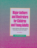 Major Authors and Illustrators for Children and Young ...