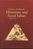 Historians and Social Values