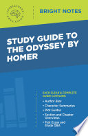 Study Guide to The Odyssey by Homer