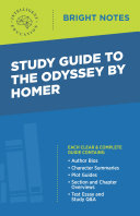 Pdf Study Guide to The Odyssey by Homer