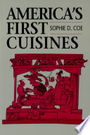 America s First Cuisines