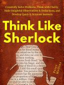 Pdf Think Like Sherlock Telecharger