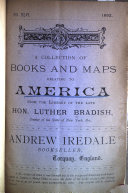 Americana. Booksellers' Catalogues