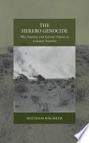 The Herero Genocide