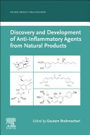 Discovery and Development of Anti Inflammatory Agents from Natural Products