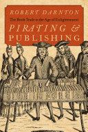Pirating and Publishing