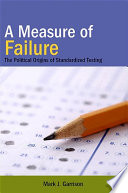 Measure Of Failure A