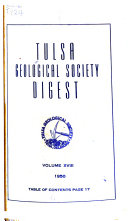 Tulsa Geological Society Digest