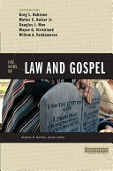 Pdf Five Views on Law and Gospel