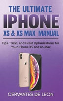 The Xs And Xs Max User Guide [Pdf/ePub] eBook