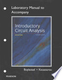 Laboratory Manual for Introductory Circuit Analysis
