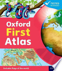Oxford First Atlas Paperback 2011