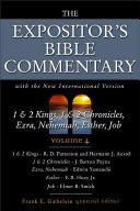 1 And 2 Kings 1 And 2 Chronicles Ezra Nehemiah Esther Job