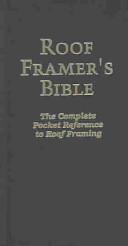 Roof Framer's Bible