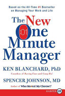 The New One Minute Manager Book