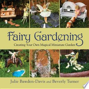 Fairy+GardeningFairy gardens are enjoying an astonishing surge in popularity and now you can begin making your own enchanting miniature landscapes, complete with pint-sized accessories, diminutive plants, and quaint fairy figures. Gardeners Julie Bawden-Davis and Beverly Turner provide you with step-by-step instructions for creating a magical garden that will attract Thumbelina herself! Learn how to design, plant, accessorize, and care for your very own small corner of the world by following seven simple steps, including choosing the perfect container, planting luxurious pint-sized plants, decorating with properly scaled accessories, and telling a story through the delicate fairies you choose to inhabit your magical wonderland. Included are full-color photographs showcasing various types of fairy gardens and accessories, which are sure to inspire the designer in you! And best of all, these perennial gardens are perfect for the busy gardener, as they require less than ten minutes per week to maintain—this could be your new favorite hobby! For the inner child in us all, Fairy Gardening is sure to enchant both the novice and the experienced gardener who wishes to stir up Lilliputian flights of fancy.