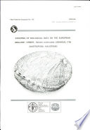 Synopsis of Biological Data on the European Abalone  Ormer   Haliotis Tuberculata Linnaeus  1758  Gastropoda  Haliotidae  Book