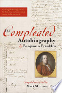 Free The Compleated Autobiography of Benjamin Franklin Read Online