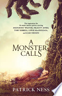 A Monster Calls Patrick Ness Cover