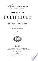 Portraits politiques et révolutionnaires