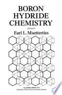 Boron Hydride Chemistry Book PDF