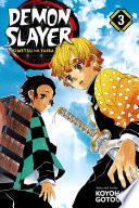 Demon Slayer  Kimetsu no Yaiba  Vol  3