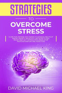 Strategies to Overcome Stress Book