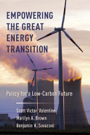 Empowering the Great Energy Transition Book