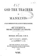 God the Teacher of Mankind