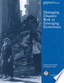 Managing Disaster Risk in Emerging Economies