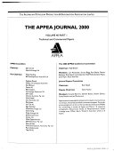 The Appea Journal Book PDF