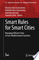 Smart Rules For Smart Cities Book PDF