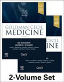 Goldman cecil Medicine International Edition  2  volume Set Book