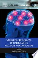 Neuropsychological Rehabilitation Book