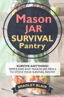 Mason Jar Survival Pantry