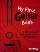 My First Guitar Book Book