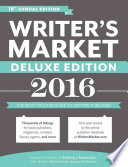 2016 Writer's Market: The Most Trusted Guide to Getting Published