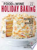 FOOD & WINE Holiday Baking