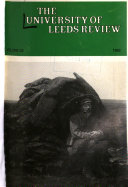 The University of Leeds Review