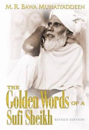 Pdf The Golden Words of a Sufi Sheikh