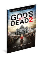 God S Not Dead 2 Student Study Book