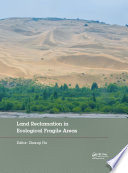 Land Reclamation in Ecological Fragile Areas Book