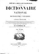 Dictionnaire national ver dictionnaire universel de la langue française0
