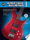 Alfred's Basic Bass Method