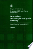 Low Carbon Technologies In A Green Economy Book PDF