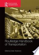 Routledge Handbook of Transportation