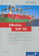 Effective SAP SD: Get the Most Out of Your SAP SD Implementation - D